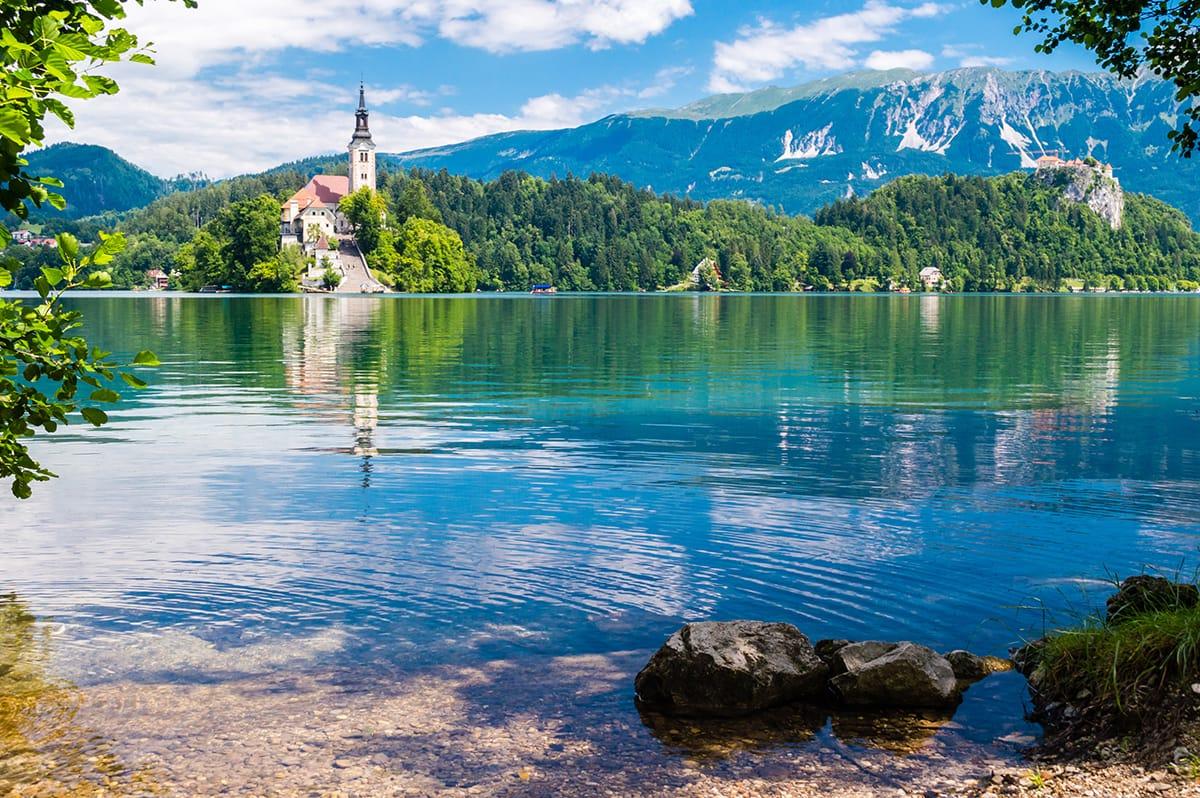La Slovénie - un pays merveilleux