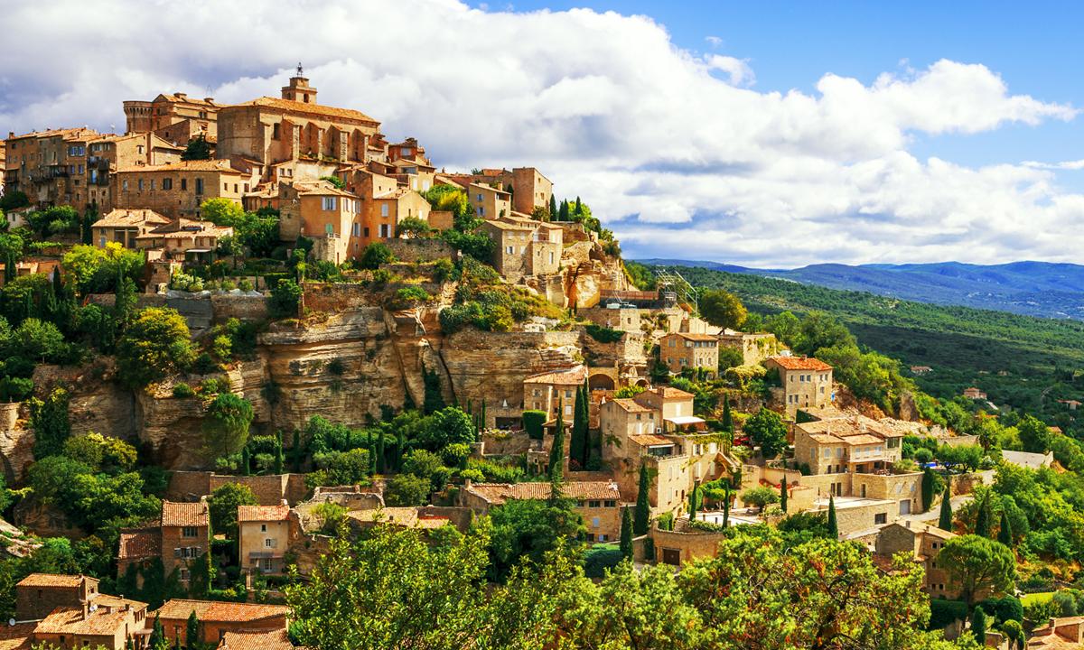 Die Provence & die Camargue