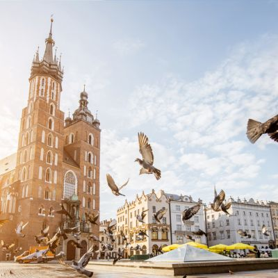 Poland, a country with a rich and impressive past
