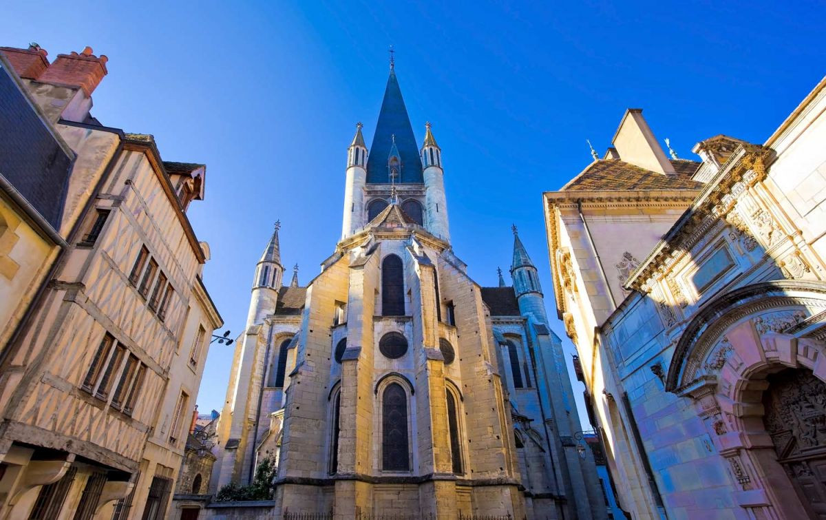 Dijon, a city with a rich cultural heritage