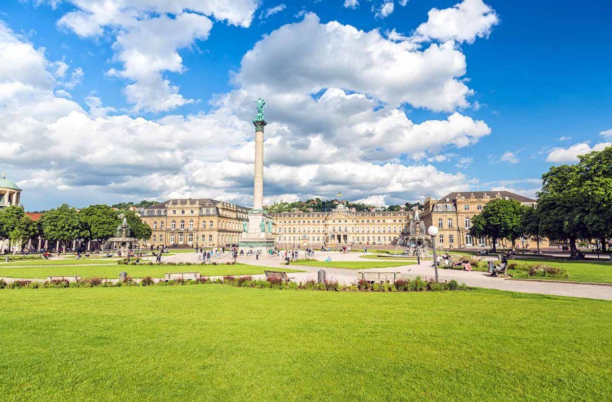 Stuttgart, the Mecca of German automobile industry